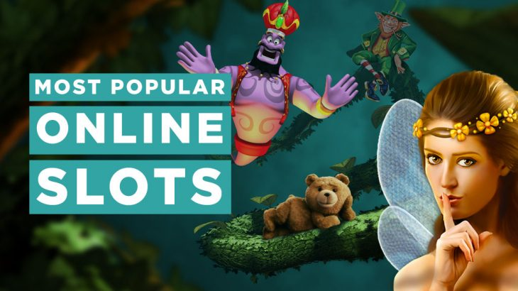 Most Popular Slots Games That You Can Play Today