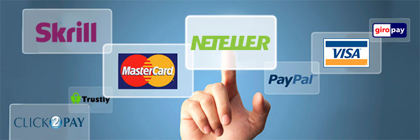 Use Trusted Payment Methods When You Deposit